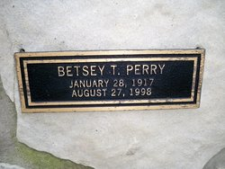 Betsey <i>Taylor</i> Perry