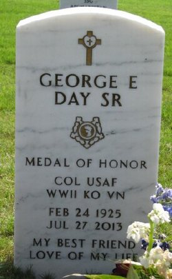 Col George Everette Bud Day