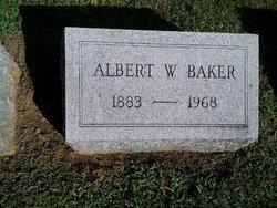 Albert W Baker
