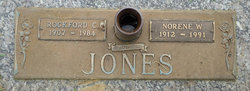 Norene <i>Williams</i> Jones
