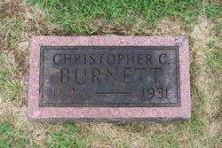Christopher C Burnett