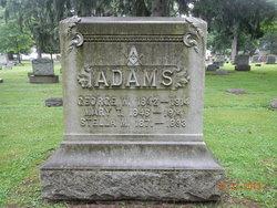 Stella M. <i>Adams</i> Barber