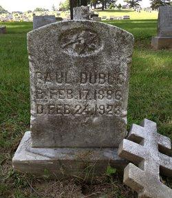 Paul Dubuc