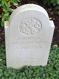 A van Essen