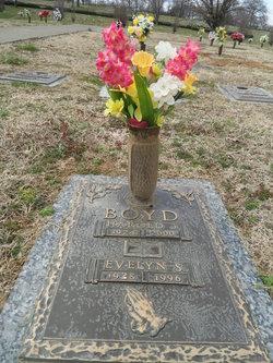 Harold J Boyd