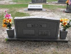 Linda K <i>Rumley</i> Melton