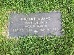Hubert Adams