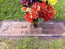 Belvia Lucille <i>Ownby</i> Presley