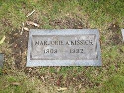 Marjorie A <i>Morton</i> Kissick