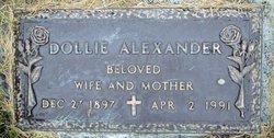 Dollie Alexander