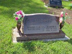 Marion B. <i>Brenner</i> Audley