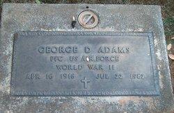George Dexter Adams