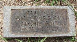 Mary Sue Barr