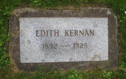 Edith D Kernan