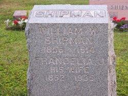 Francelia J <i>Trowbridge</i> Shipman