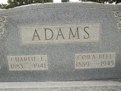 Cora Bell Adams