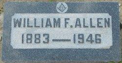 William Franklin Lovebird Allen