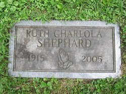 Ruth C. <i>Wilson</i> Shephard
