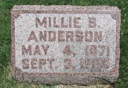 Millie Belle <i>Poor</i> Anderson