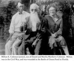Milton Ezekiel Coleman
