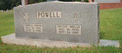 Marie Tressie <i>Hollis</i> Powell