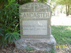 Edmund B. Lancaster