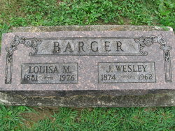Louisa M Barger