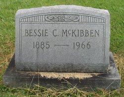 Bessie <i>Cruthirds</i> McKibben