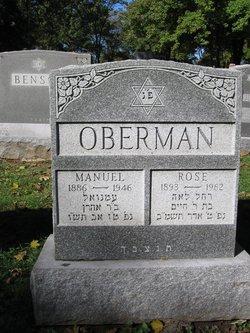 Rose Oberman