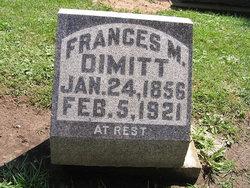Francis Maria <i>Tarkington</i> Dimmitt