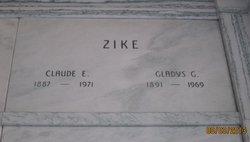 Gladys G. Zike