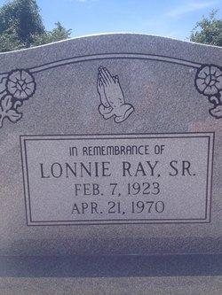 Lonnie Ray, Sr