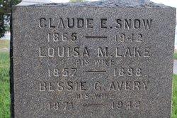 Claude E. Snow