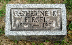 Catherine Elizabeth Katie <i>Izer</i> Flegel