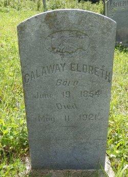 Calaway Eldreth