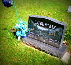 Ronald N LaFountain