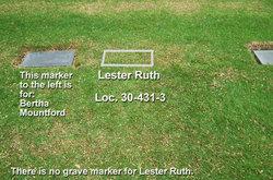 Lester Ruth