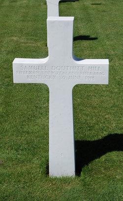 Samuell Douthitt Hill