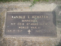 Randle Leroy Kelly Atwater