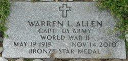 Warren L. Allen, Sr