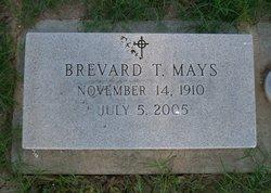 Brevard Mays