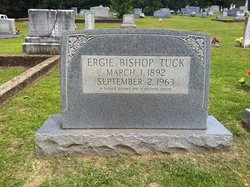 Ergie <i>Bishop</i> Tuck