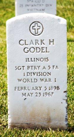 Clark H Godel