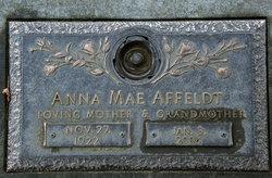 Anna Mae <i>Mullen</i> Affeldt