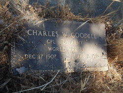 Charles Wesson Goodell
