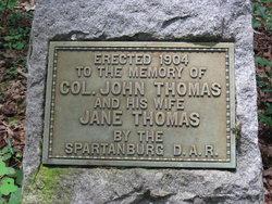 Jane <i>Black</i> Thomas