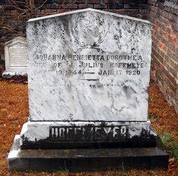 Johanna Henrietta Dorothea Hoffmeyer