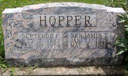 Benjamin Tompson Hopper