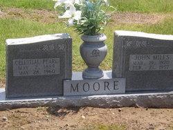 Celestial Pearl <i>Parker</i> Moore