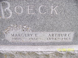 Arthur Clarence Boeck
